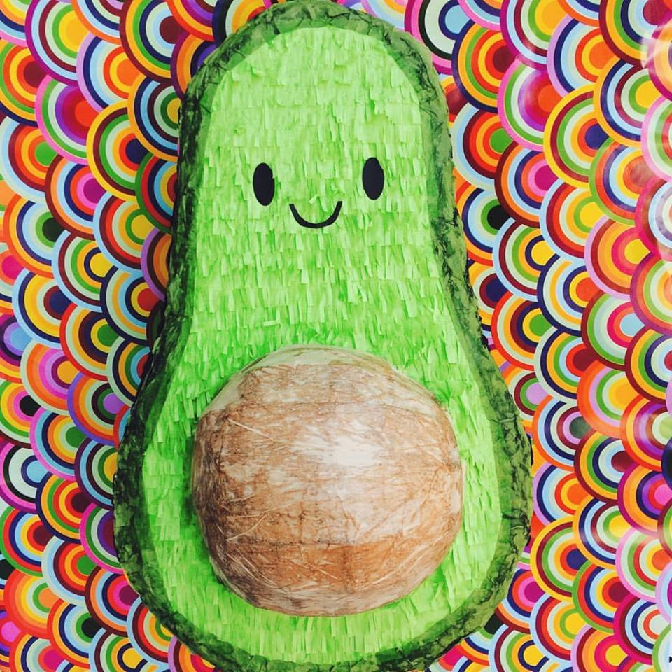 Whack Piñata - Avocado